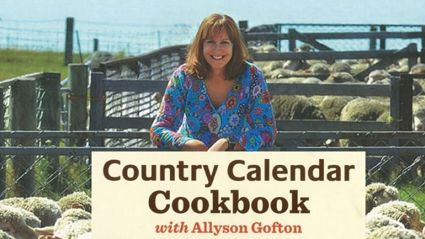 Allyson Gofton talks about her latest cookbook with Brian