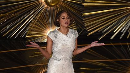 Was This The Most Awkward Moment Of The Oscars?