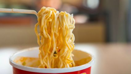 What Happens Inside Your Stomach When You Eat Instant Noodles?
