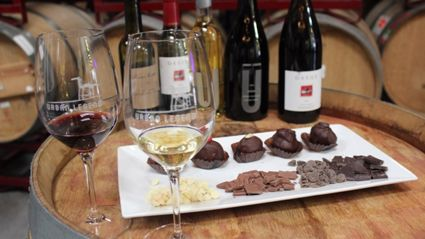 A Match Made in Heaven! BEST WINES TO PAIR WITH CHOCOLATE!