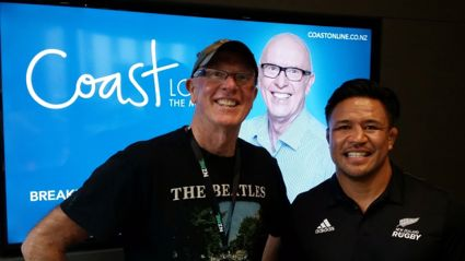 Kevin Mealamu catches up with BK