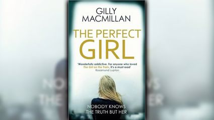 Stephanie Jones: Book Review - The Perfect Girl by Gilly Macmillan