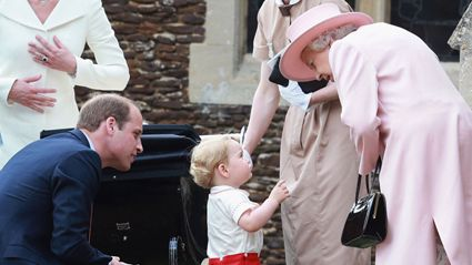 Prince George Has The Most Adorable Nickname For The Queen