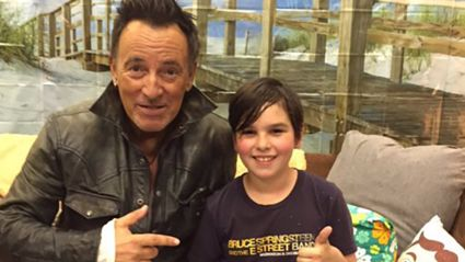 Bruce Springsteen Wrote A Late Note For A 9-Year-Old Fan
