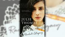 Stephanie Jones: Book Review - Rachel's Legacy by Julie Thomas