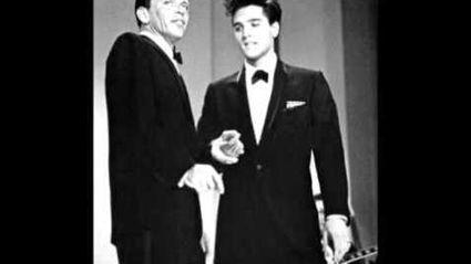 Frank Sinatra and Elvis Presley: Rare Duet