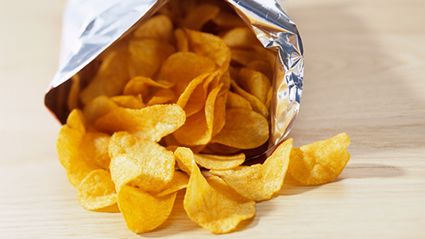 This Is Why There's Always More Air Than Chips In Chip Packets
