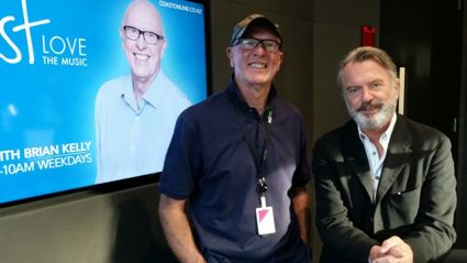 Sam Neill Talks To BK About 'Hunt For The Wilderpeople'