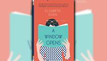 Stephanie Jones: Book Review - A Window Opens by Elisabeth Egan