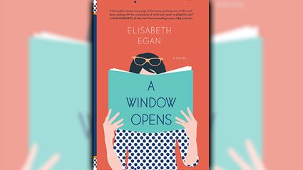 Stephanie Jones: Book Review - A Window Opens by Elisabeth Egan