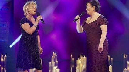 Susan Boyle and Elaine Page: I Know Him So Well