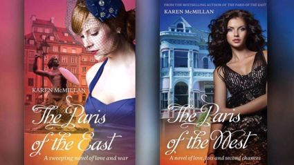 Karen McMillan Talks About Her Latest Novel, 'The Paris Of The West'