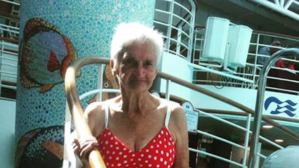 Gorgeous 90-Year-Old Shows You're Never Too Old To Wear A Bikini