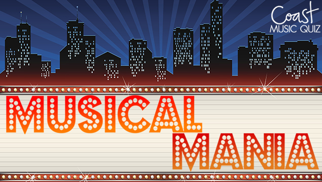 Musical Mania (Part 2) Music Quiz