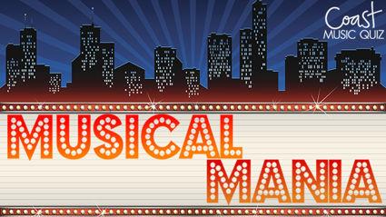 Musical Mania (Part 2) Music Quiz
