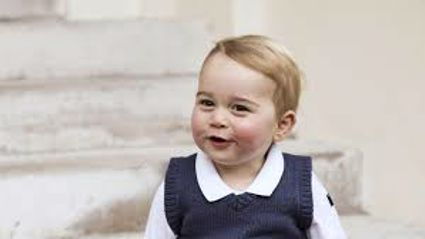Prince George Looks SUPER Cute In This Newly Released Four-Generation Royal Photo