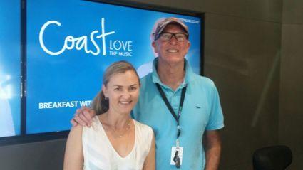Lisa Hamilton-Gibbs Talks With Brian About 'Who Said Kiwis Cant Fly'