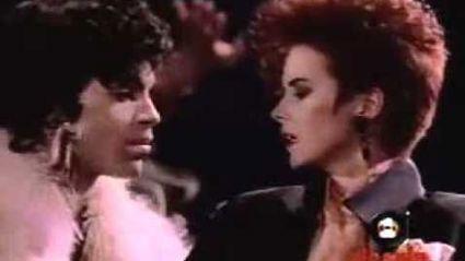 Sheena Easton and Prince: U Got The Look