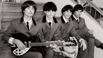BK Chats To 'Paul McCartney' From Beatlemania On Tour