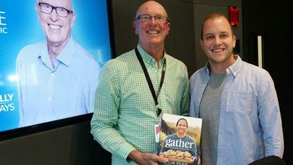 MasterChef New Zealand Winner Tim Read Catches Up With Brian