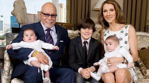 Celine Dion's kids are all grown up!