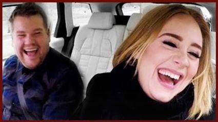 Adele's Carpool Karaoke