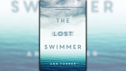 Stephanie Jones: Book Review - The Lost Swimmer by Ann Turner