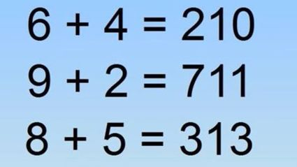 Can You Solve This Intelligence Test?