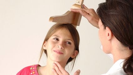 Use This Simple Trick To Work Out How Tall Your Kids Will Be