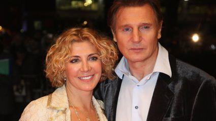 Liam Neeson's Touching Tribute To His Late Wife, Natasha Richardson