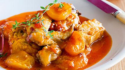 Quick Apricot Chicken Casserole Recipe
