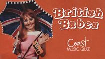 British Babes (Part 2) Music Quiz