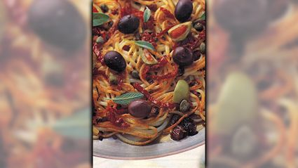 Allyson Gofton - Spaghetti Spin Off
