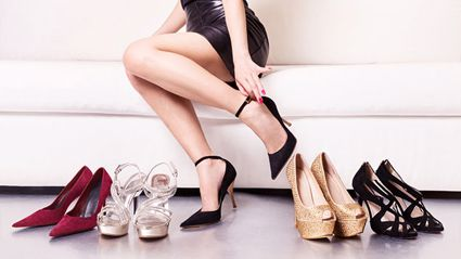 This Surprisingly Easy Hack Will Make Your Heels WAY More Comfortable!
