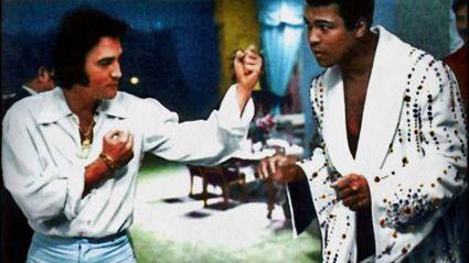 When Elvis Met Muhammad
