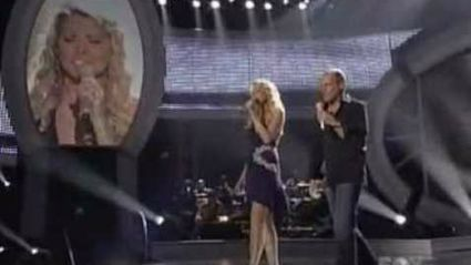 Lucy Lawless and Michael Bolton: Celebrity Duets