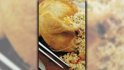 Allyson Gofton - Moroccan-Inspired Roast Chicken