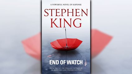 Stephanie Jones: Book Review - End Of Watch by Stephen King