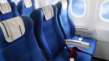 Revealed: The Quietest Seat On A Plane