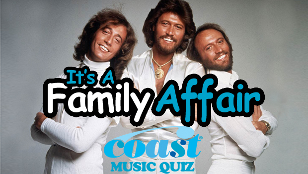 It's A Family Affair Music Quiz