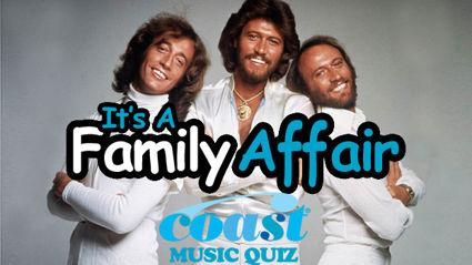 It's A Family Affair Music Quiz