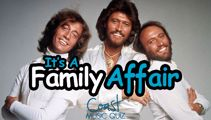 It's A Family Affair (Part 2) Music Quiz