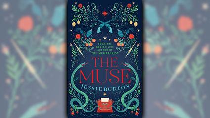 Stephanie Jones: Book Review - The Muse by Jessie Burton