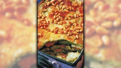 Allyson Gofton - Seafood Lasagne