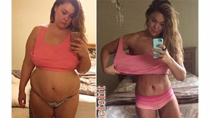 Widow Mother's Incredible Weight Loss Journey