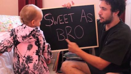 How To Be A Dad: Things To Teach Your Child Before Two