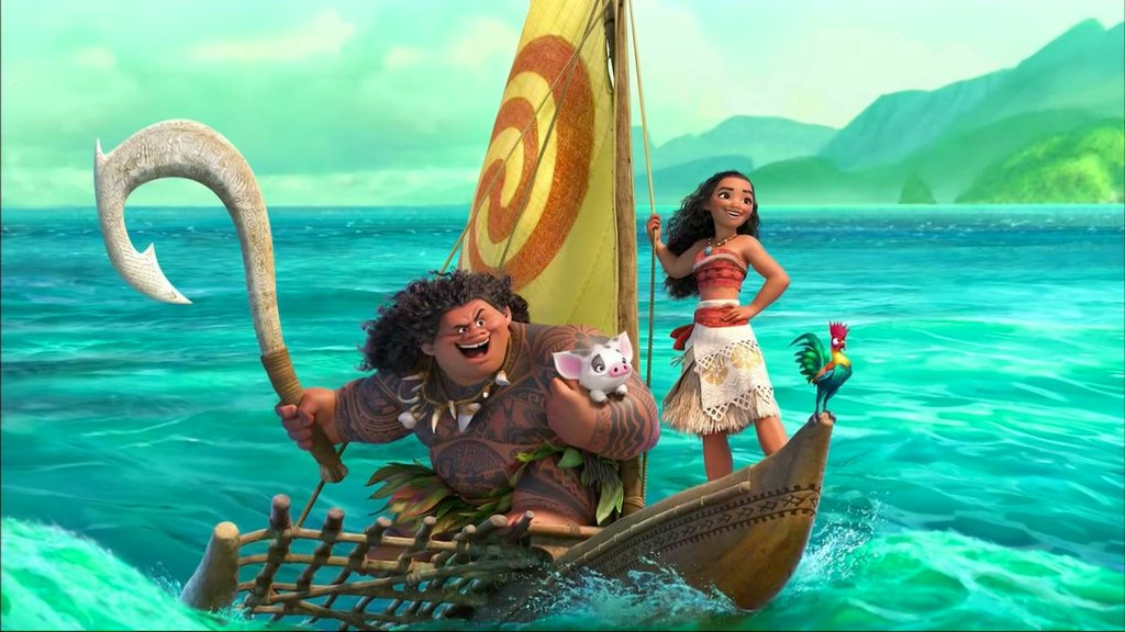 Moana: Kiwi Stars Set To Shine In Disney's Pacific Tale