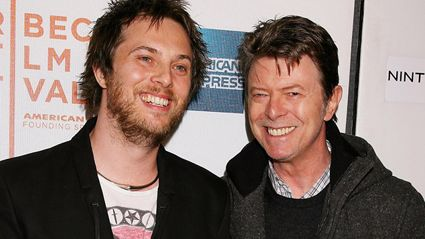 David Bowie's Become A Granddad Posthumously