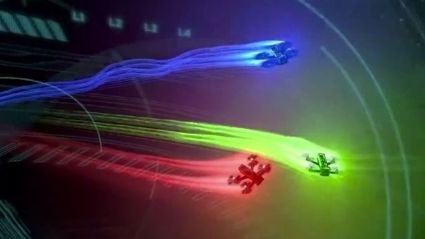 Drone Racing, the next big racing sport?