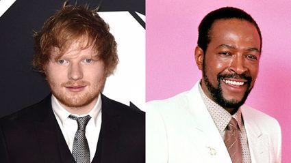 Ed Sheeran Sued Over Allegedly Copying Marvin Gaye's Hit 'Let's Get It On'